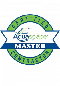 Aquascape Certified Master Contractor Badge